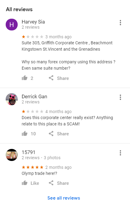 Griffith Corporate Centre Review